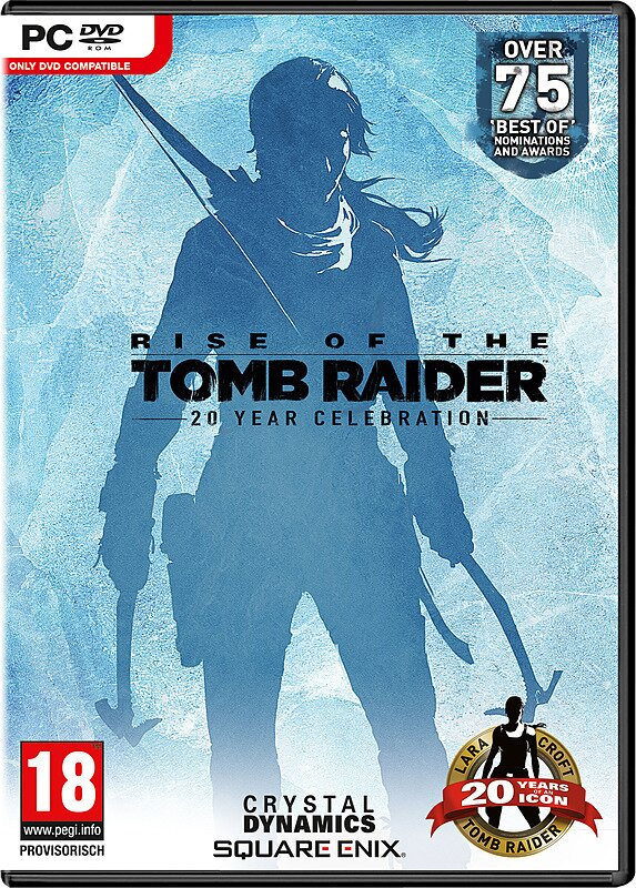 Rise of the Tomb Raider - 20 Year Celebration (Day One Edition)