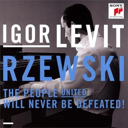 Frederic Rzewski (*1938) & Igor Levit - People United Will Never