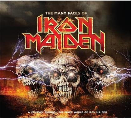 Many Faces Of Iron Maiden (3 CDs)