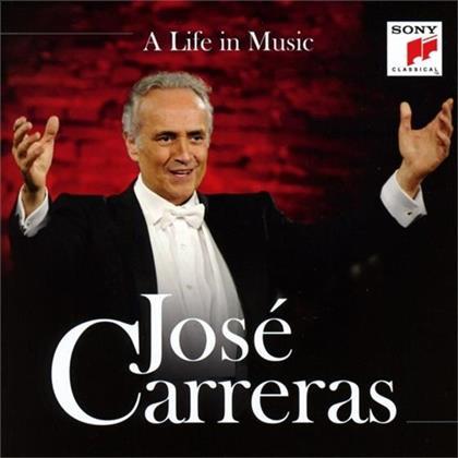 José Carreras - A Life In Music (2 CDs)