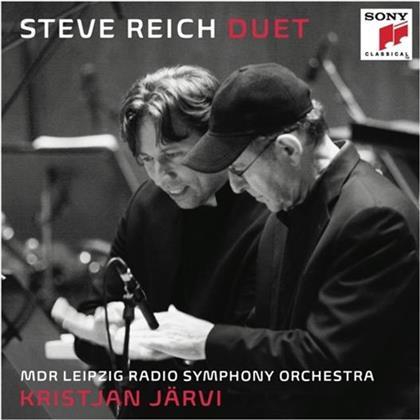 Kristjan Järvi, Steve Reich (*1936) & Mdr Sinfonieorchester - Duet (2 CDs)