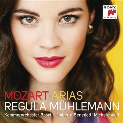 Regula Mühlemann & Wolfgang Amadeus Mozart (1756-1791) - Mozart Arien