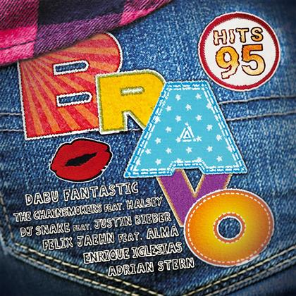 Bravo Hits - Vol. 95 (Swiss Edition, 2 CDs)
