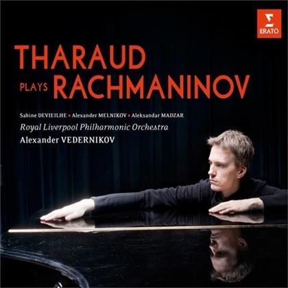 Alexandre Tharaud, Sergej Rachmaninoff (1873-1943), Sabine Devieilhe & Royal Liverpool Philharmonic Orchestra - Tharaud Plays Rachmaninov (Special Edition, LP)