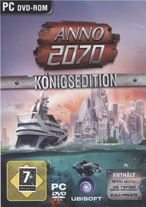 Anno 2070 (Königs-Edition)