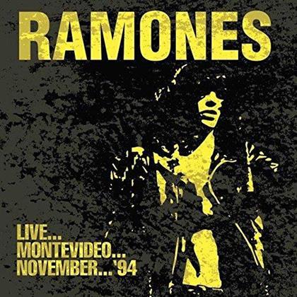 Ramones - Live... Montevideo... November... '94