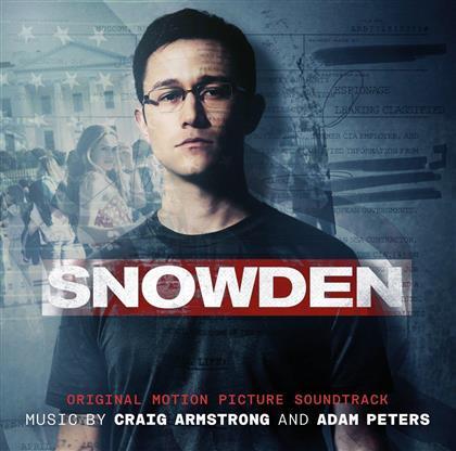 Craig Armstrong & Adam Peters - Snowden (OST) - OST (CD)