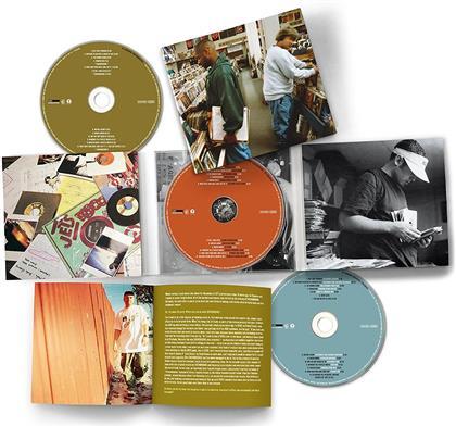 DJ Shadow - Endtroducing (20th Anniversary Edition, 3 CDs)