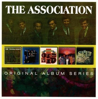 Association - Original Album Series (5 CDs)