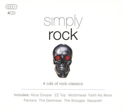 Simply Rock (4 CDs)