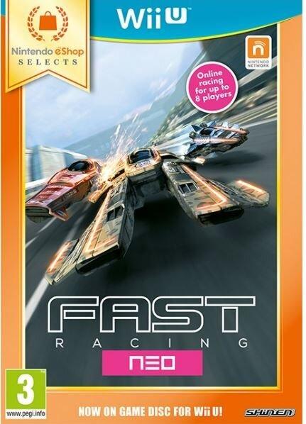 FAST Racing NEO Nintendo eShop Selects