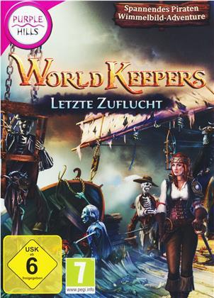 World Keepers - Die letzte Zuflucht