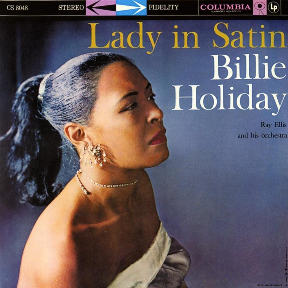 Billie Holiday - Lady In Satin - 2016 Reissue