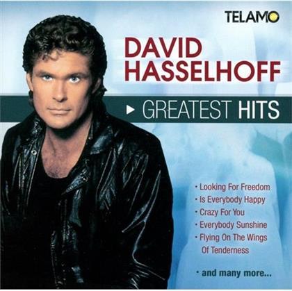 David Hasselhoff - Greatest Hits (2016 Edition)