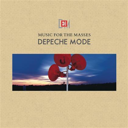Depeche Mode - Music For The Masses - 2016 Reissue (LP)
