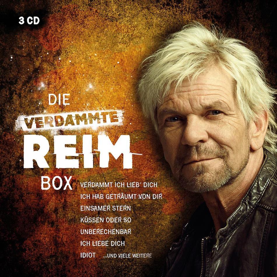 Matthias Reim - Die Verdammte Reim-Box (3 CDs)