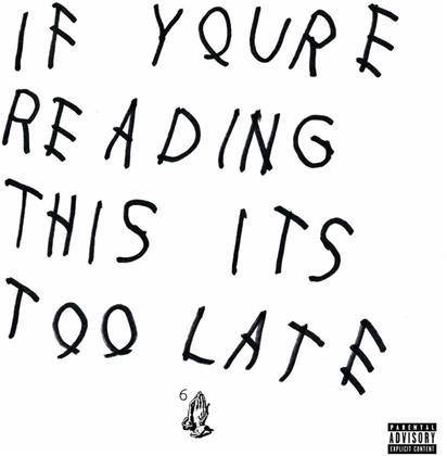 Drake - If You're Reading This - Gatefold (2 LPs)