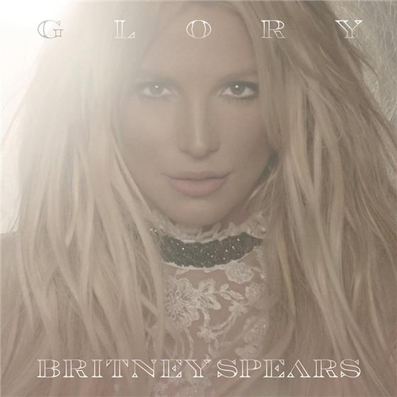 Britney Spears - Glory - 12 Tracks