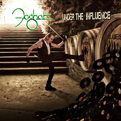Foghat - Under the Influence (Digipack)