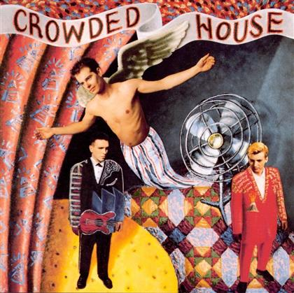 Crowded House - --- - 2016 Reissue (LP + Digital Copy)