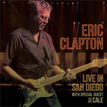 Eric Clapton - Live In San Diego - With Special Guest J.J. Cale (3 LPs)