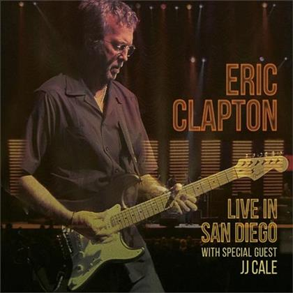 Eric Clapton - Live In San Diego - With Special Guest J.J. Cale (2 CDs)