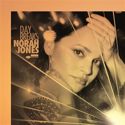Norah Jones - Day Breaks - Limited Orange Vinyl (Colored, LP + Digital Copy)