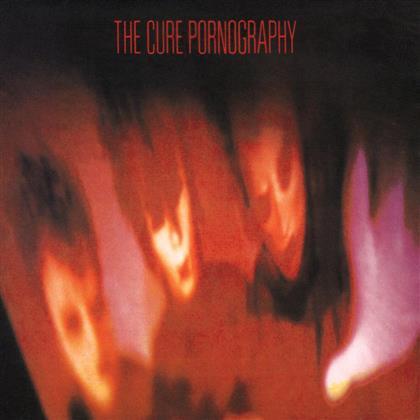 The Cure - Pornography - US Version (LP)