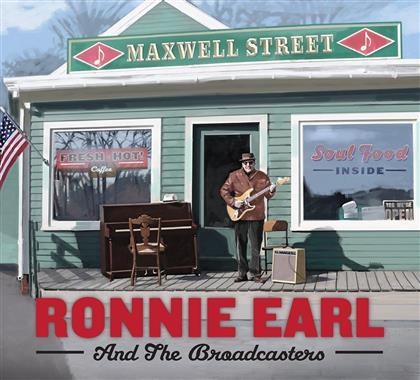Ronnie Earl & Broadcasters - Maxwell Street