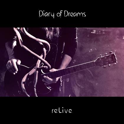 Diary Of Dreams - Relive (2 CDs)