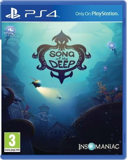 Songs of the Deep (US-Version)