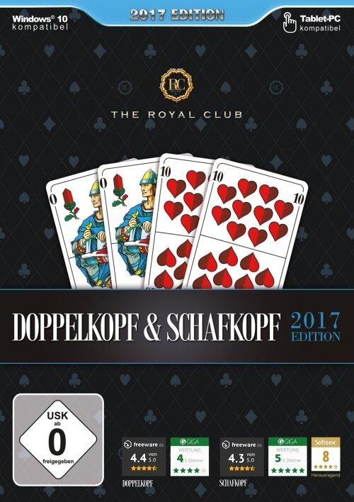 The Royal Club Doppelkopf & Schafkopf 2017