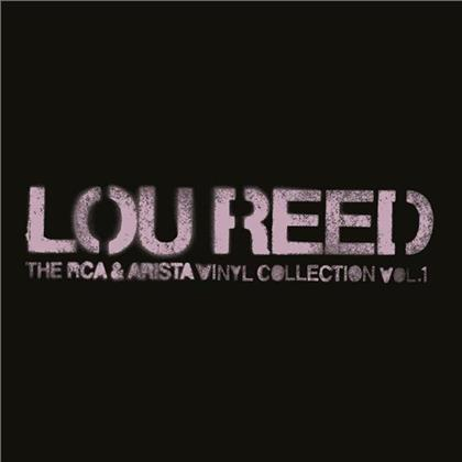 Lou Reed - Rca/Arista Albums Collection (6 LPs)