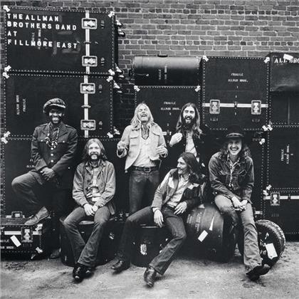 The Allman Brothers Band - At Fillmore East - Reissue (Japan Edition)