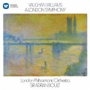 Sir Adrian Boult, Ralph Vaughan Williams (1872-1958) & The London Philharmonic Orchestra - A London Symphony