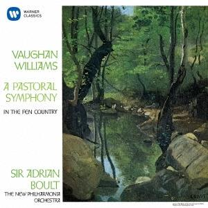 Sir Adrian Boult, Ralph Vaughan Williams (1872-1958) & New Philharmonia Orchestra - A Pastoral Symphony