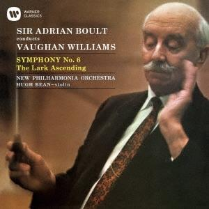 Sir Adrian Boult, Ralph Vaughan Williams (1872-1958) & New Philharmonia Orchestra - Symphony No. 6, The Lark Ascending