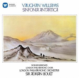 Sir Adrian Boult, Norma Burrowes, Ralph Vaughan Williams (1872-1958) & The London Philharmonic Orchestra - Sinfonia Antarctica
