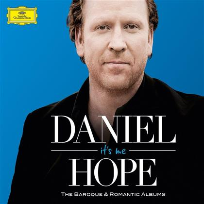 Daniel Hope - It's Me - The Baroque & Romantic Albums (4 CDs)