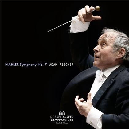 Gustav Mahler (1860-1911) & Adam Fischer - Symphony No. 7