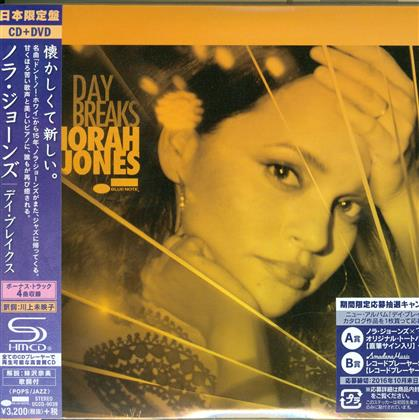 Norah Jones - Day Breaks (Japan Edition, Special Edition)