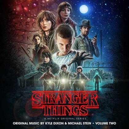 Stranger Things, Kyle Dixon & Michael Stein - OST 2 - Original Series Soundtrack