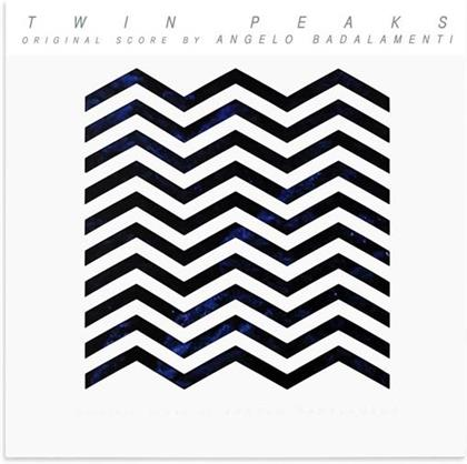 Angelo Badalamenti - Twin Peaks - OST (Remastered, Colored, LP)