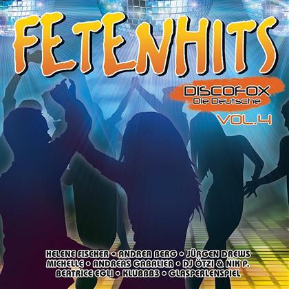 Fetenhits - Discofox - Die Deutsche Vol. 4 (2 CDs)