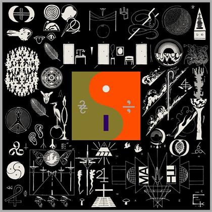 Bon Iver - 22, A Million (LP + Digital Copy)