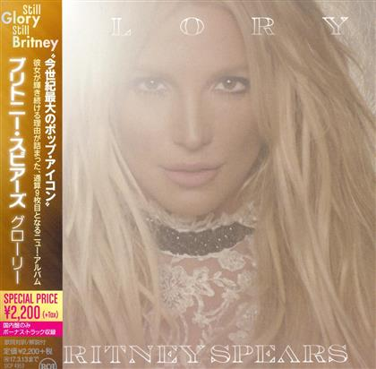 Britney Spears - Glory (Japan Edition)