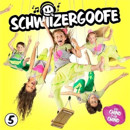 Schwiizergoofe - 5 (2 CDs)