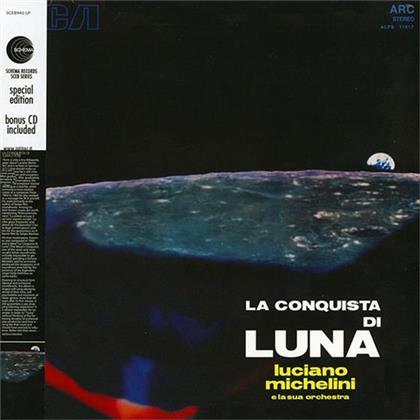 Luciano Michelini - La Conquista Di Luna - OST (LP + CD)