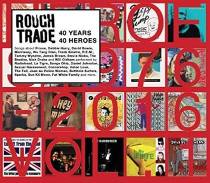 Rough Trade Shops: Heroes - Vol. 1 (2 CDs)