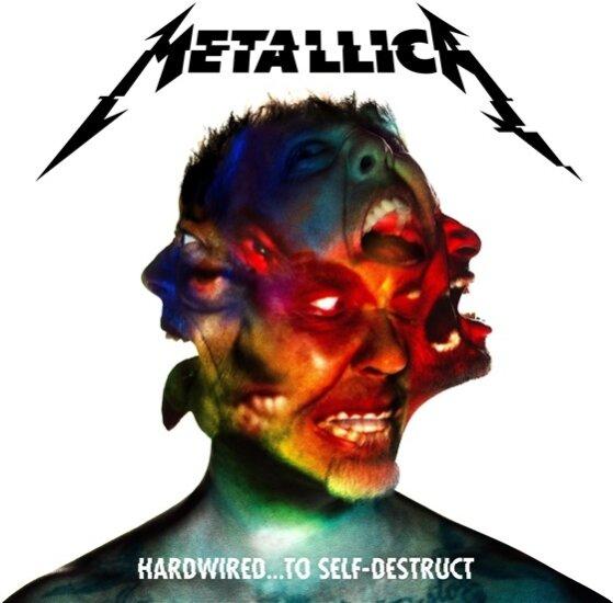 Metallica - Hardwired... To Self-Destruct - Gatefold (2 LPs + Digital Copy)